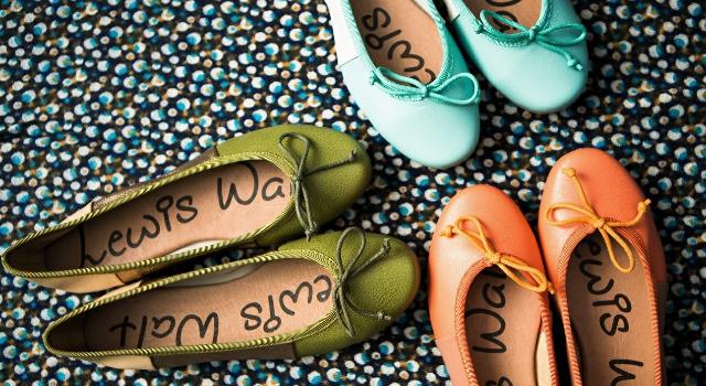 夢想實現!訂製自己的芭蕾舞鞋