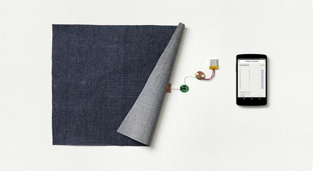 Google新動作!隔著牛仔褲也能觸控手機螢幕!