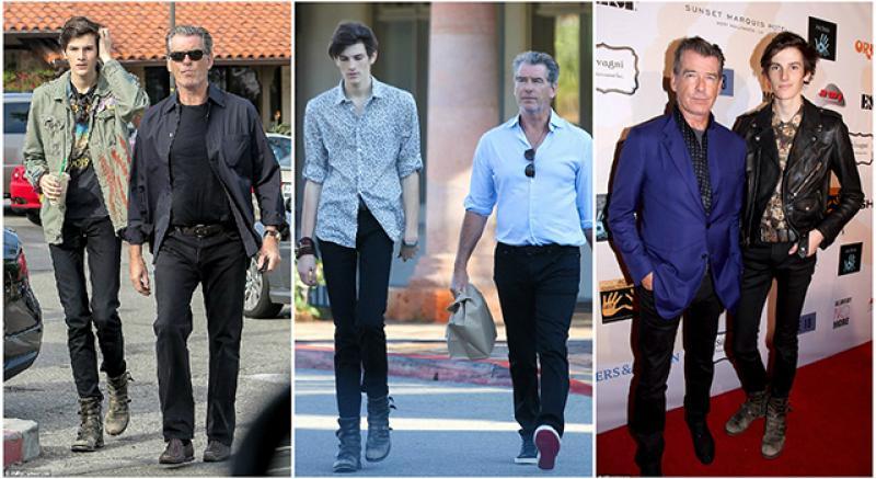 神基因!007特務兒子比老爸更男神