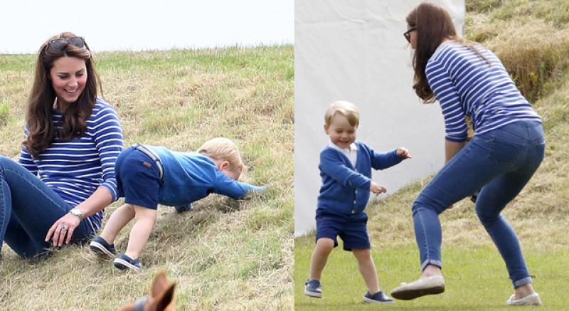 原來是這雙!喬治小王子的行頭居然只要?