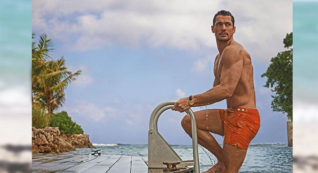 男人們!泳褲不再只是穿去游泳這麼簡單