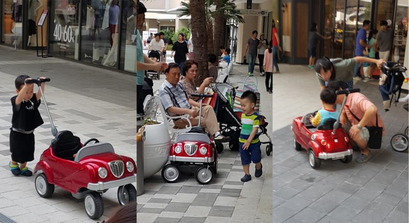 伊麗莎>>每個小男孩都愛嚕車車!韓國小童愛車HENES