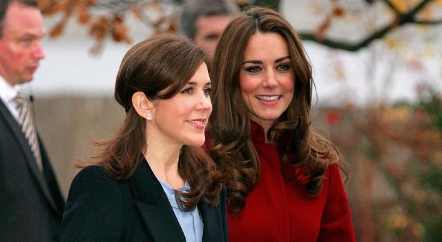 比凱特還厲害!看丹麥王妃如何展現優雅魅力