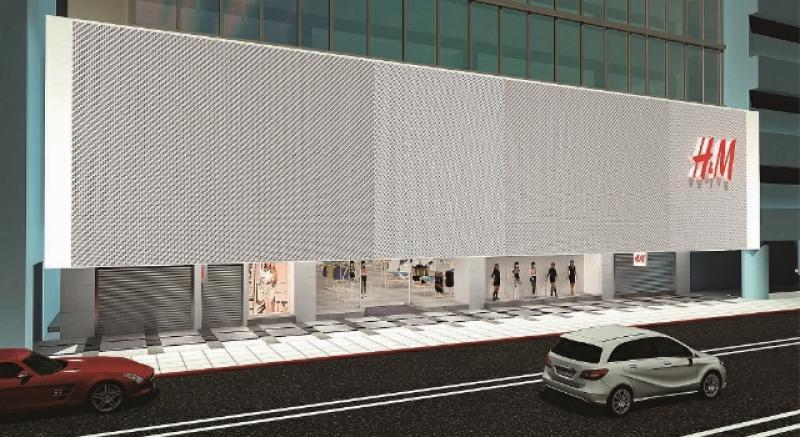 H&M北車店爆違規延後開幕 時尚迷們有得等了
