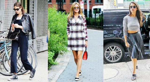 時尚女星穿給你看!你的換季穿搭靈感在這啦