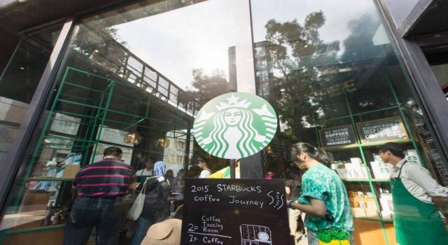 星巴克再出招!精品咖啡概念店10月開幕