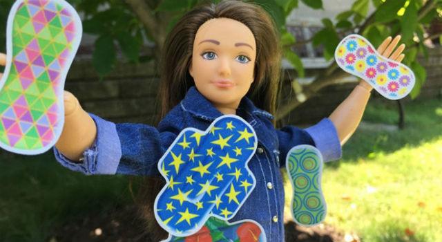 轉大人第一課:讓芭比娃娃教你什麼是月經!
