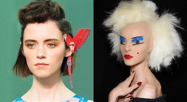不看就跟不上流行!2016春季彩妝髮型趨勢一次掌握
