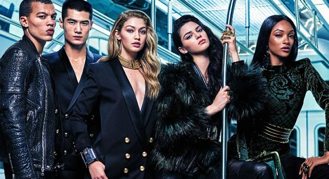 絕對秒殺!Balmain x H&M 最新聯名系列將於11月開始販售