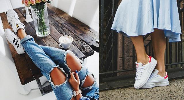 舒適感戰勝一切!現在時髦女孩都會愛上的10款鞋!