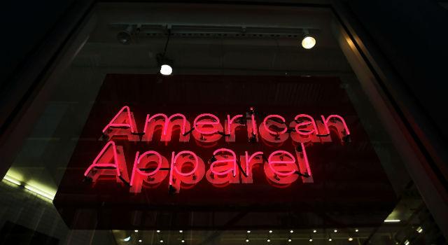 可能買不到美國製造了?American Apparel驚傳破產