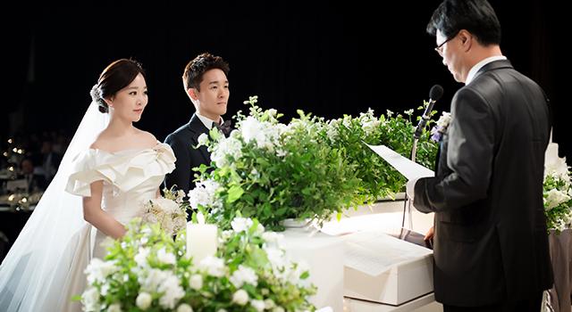 伊麗莎>>夢幻韓國婚禮 婚紗、橋段、場地全直擊