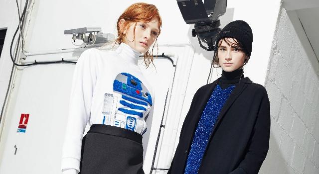 星際大戰踏入時尚世界!向偉大的反派致敬
