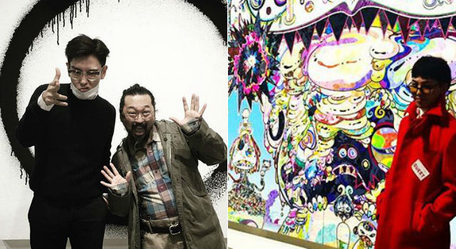 BIGBANG好品味!GD&T.O.P私人行程都在這裡