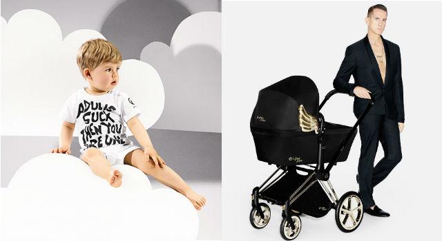 時尚媽咪注意!鬼才設計師跨界打造最潮嬰兒用品
