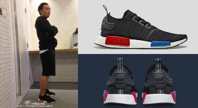 E神穿神鞋!翹班也想要買的NMD鞋款全球首度上市