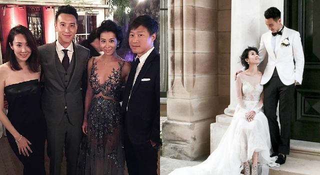 結婚不一定要黑西裝!台灣第一帥王陽明這樣穿