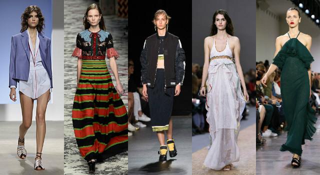 從時尚大秀找靈感!2016春夏流行趨勢總整理