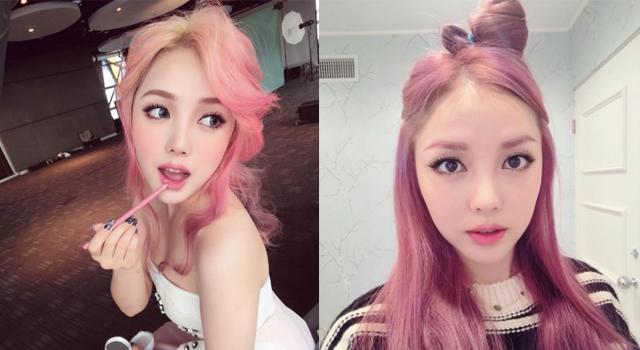 韓國臉讚女王Pony 立體小臉動了4個地方!