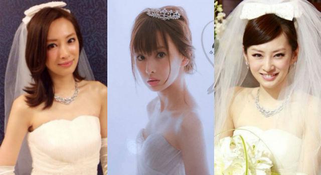 幸福女神北川景子出嫁!百變髮型範本美到超犯規