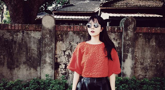 Linda Huang>>穿搭、美食、好生活!2016新生活時尚