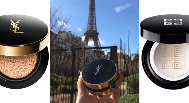 史上最美氣墊粉餅!擄獲巴黎女人心的賣點是?