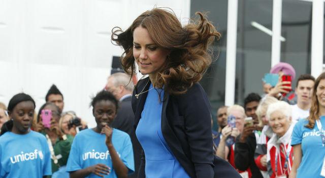 你沒看過這樣的她!4個凱特最不像王妃的時刻