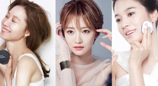 氣墊粉餅秒拍完妝?韓劇女星彩妝師:你少了這步驟!