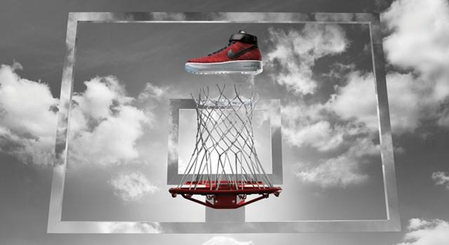 未免太生火!Nike結合2大經典鞋款讓你掏錢不手軟