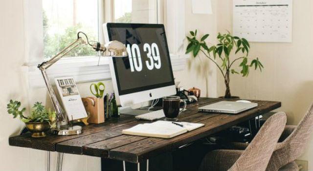 工作效率神奇提升!辦公桌這區一定要清乾淨