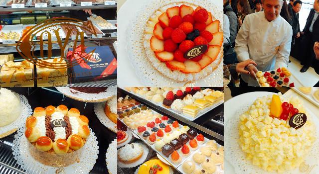 微風信義美食吃不完!義大利百年甜品老店「COVA」也正式進駐