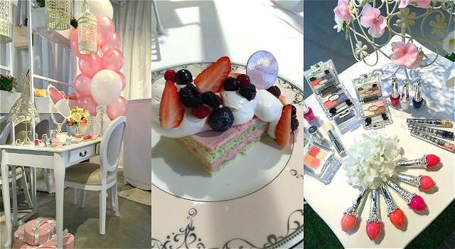超夢幻JILL STUART CAFE快閃登台!完整菜單、開幕禮物搶先公開