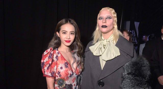 呸姊來了、Gaga親自走秀!到底是誰的面子這麼罩?