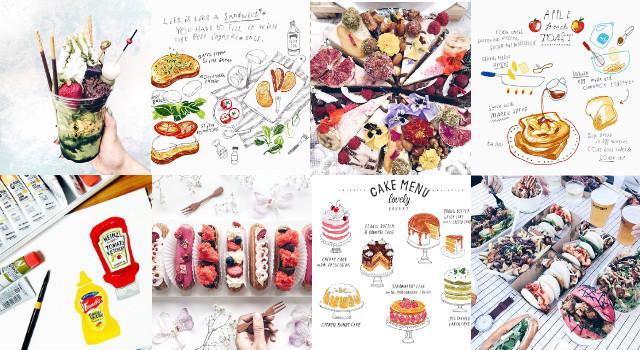 超美味的照片來自於她們!從Instagram尋找聚餐靈感才是要緊事啊~