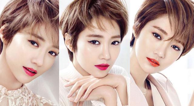 還在咬唇妝?韓國女神高俊熙 「漆光唇」現在開始流行