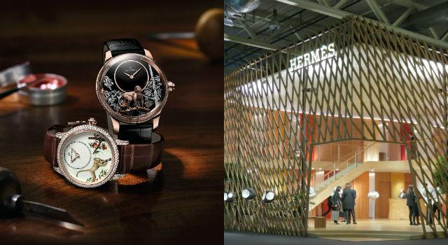 巴塞爾錶展千品牌華麗競演!全球限量款式狂吸眼球