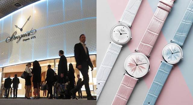 融合現代風情!年度色寧靜藍、石英粉風潮巴塞爾錶展看得到!