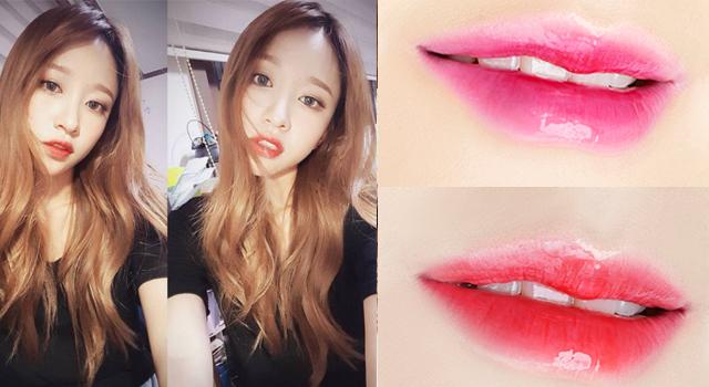 確定畫對了?韓國彩妝師公開「染唇妝」5步驟(內附女星愛用唇彩大搜查)