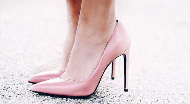 再也不怕咬腳、破皮、起水泡!穿高跟鞋前女生一定要學會...