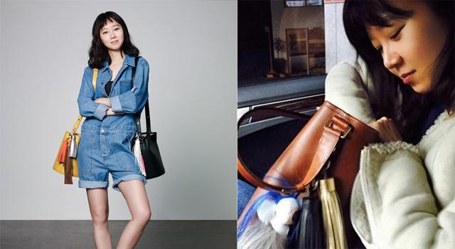 伊麗莎>>因為孔曉振 到韓國必買這個包!