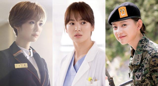 「制服魂」大爆發!韓國女星搶著扮的角色是...