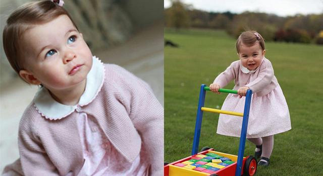喬治、夏綠蒂衣服總是那幾件?凱特王妃讓孩子穿一樣的原因是?