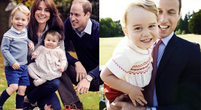 喬治、夏綠蒂太可愛!皇室萌寶旋風讓這個網站爆紅了