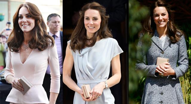 凱特王妃深V已經超吸睛!爆料:皇室新成員來了!