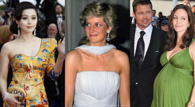 裘莉、范冰冰都拚不過她!黛安娜王妃才是坎城紅毯歷來最強搶鏡女王