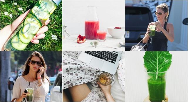 女星都這樣喝!綠茶、豆漿、水果水...這時間喝效果更好