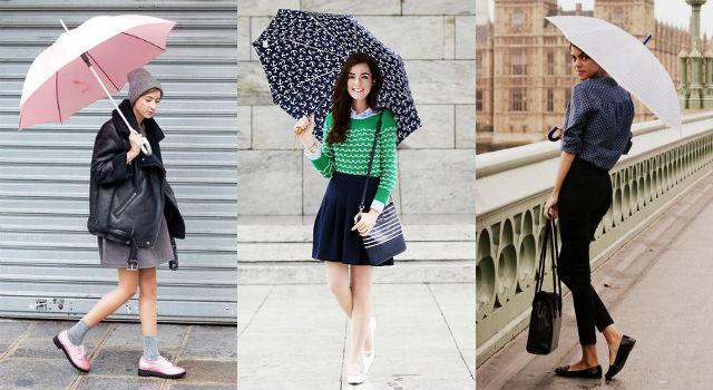 梅雨、颱風都不怕!7大好物讓你遠離鞋濕腳悶窘境