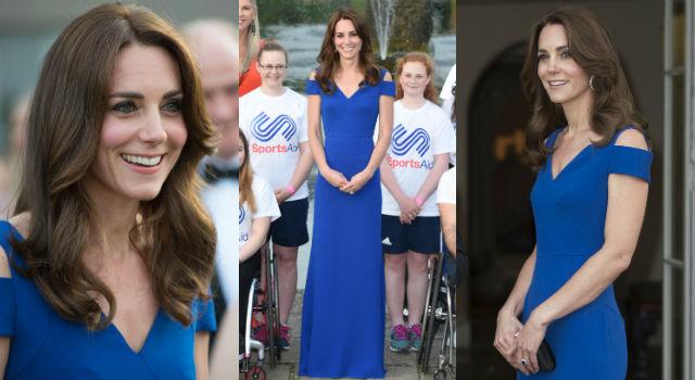 凱特王妃變身「紙片人」!秀愛心同時大曬好身材