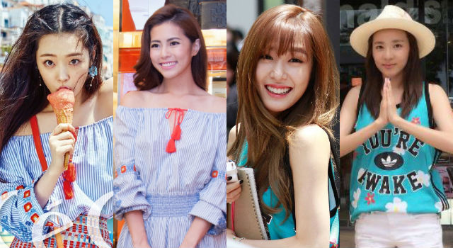 少女時代撞衫王誕生!任容萱、2NE1、雪莉、金裕貞都跟「她」拼了