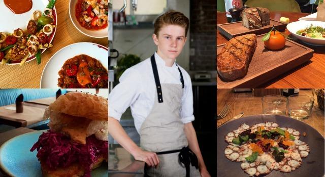 17歲鮮肉廚神!橫掃比佛利山莊「料理界小賈斯汀」將驚艷全台